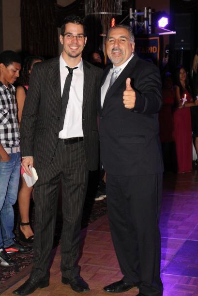 Fernando Fiore también apoyo a los niños de Honduras que tienen VIH. Cor...