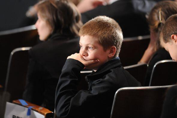 """También se preguntó si """"la violencia que afecta a nuestros niños año tra..."""