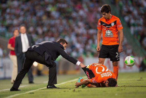Se encara con Enner Valencia en la liguilla pasada donde Pachuca elimina...