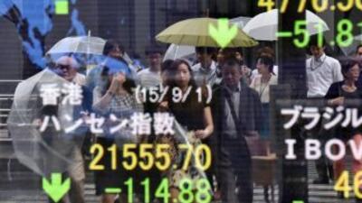 Asia afecta de nuevo a los mercados mundiales