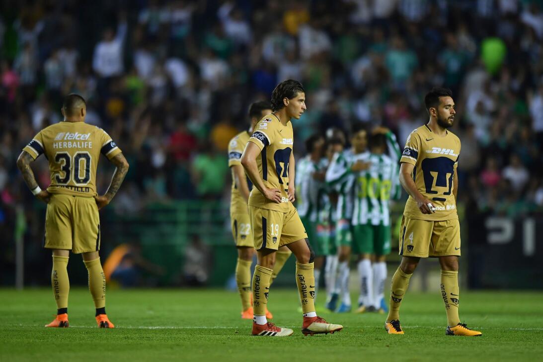 9. Pumas: 15 puntos (-1)