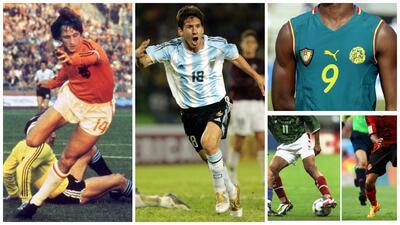 La otra competencia: historia de la cruel guerra de las marcas del fútbol