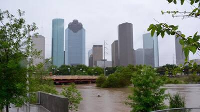 Houston y su doble amenaza de inundaciones severas