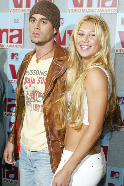 Se rumuró que se había casado con Enrique Iglesias, con quien mantiene u...