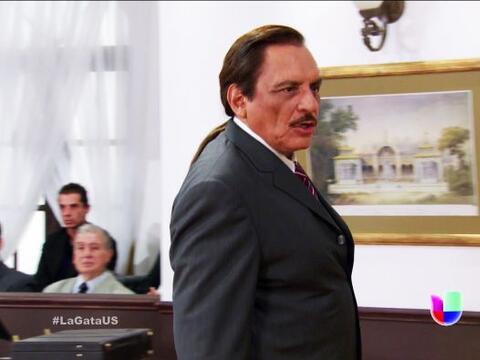 La hora llegó don Fernando, el jucio contra su peor enemigo ha co...