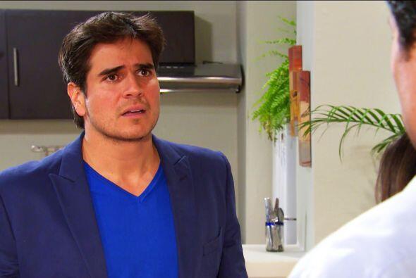 Y sí, el doctor Javier se puede convertir en tu gran rival de amores.