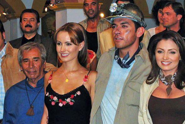 Angélica Rivera se quedó con la atención de todos como villana de la his...