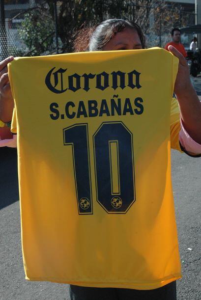 El americanismo recordará por siempre el 10 de Salvador Cabañas.