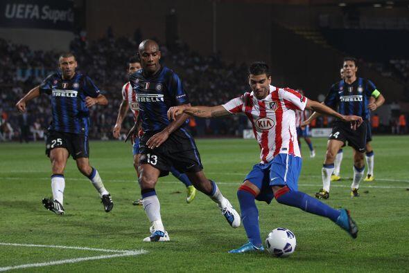 El Atlético de Madrid tumbó a otro grande de Europa al vencer 2-0 al Int...