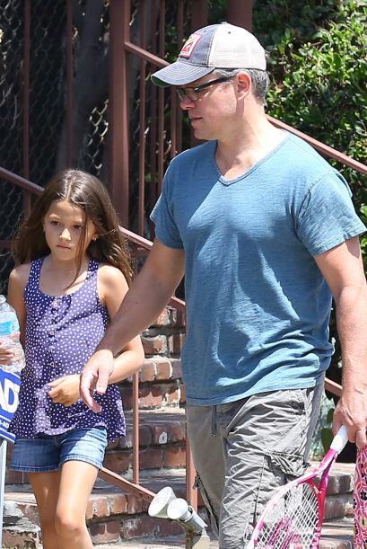 La prioridad de Damon, siempre, es su familia.