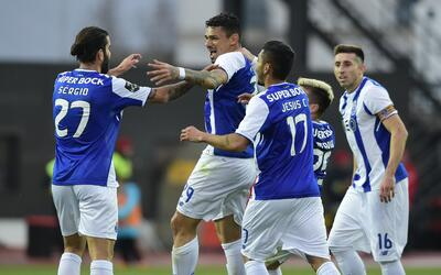 Chaves vs Porto