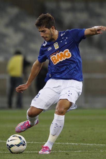 Lucas Silva: Este mediocampista brasileño está llamado a s...