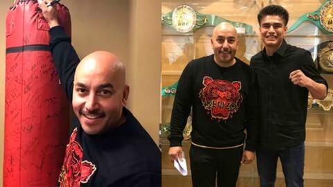 Lupillo Rivera ahora será promotor de box apoyando a un nuevo valor del...