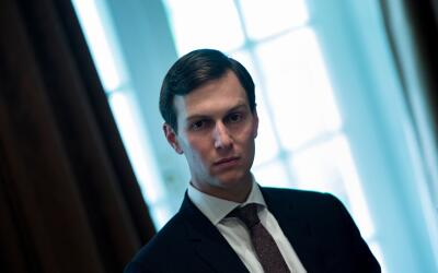 Jared Kushner, yerno y asesor senior del presidente Donald Trump.