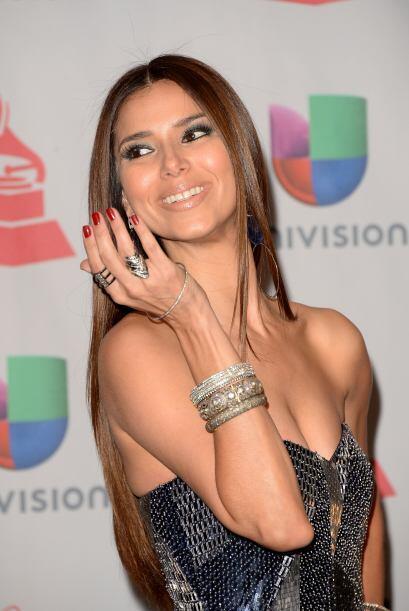 Roselyn Sánchez presumió a las cámaras que es amante de los anillos. ¡Se...