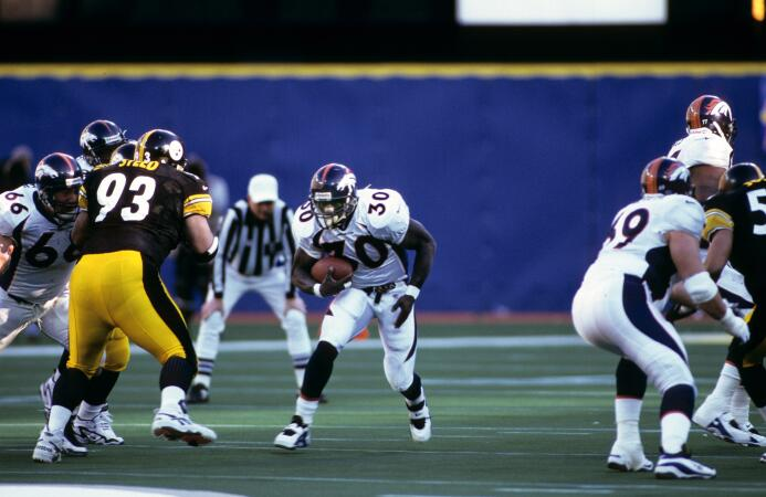 Momentos memorables Pittsburgh - Denver en Playoffs