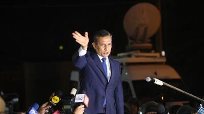 El expresidente peruano Humala sale de la cárcel, pero sigue investigado por pagos ilícitos a Odebrecht