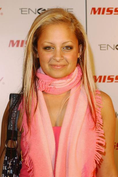 Nicole Richie ha sufrido uno de los cambios más drásticos, tenía unas li...