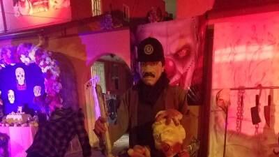'El Chapo' acaba con Trump este Halloween en Los Ángeles