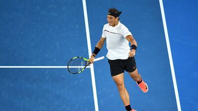 Nadal, duelo de veteranas y un colombiano en semifinales del Australian Open