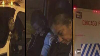 Anuncian sanciones disciplinarias contra dos oficiales que se evidencian durmiendo dentro de una patrulla