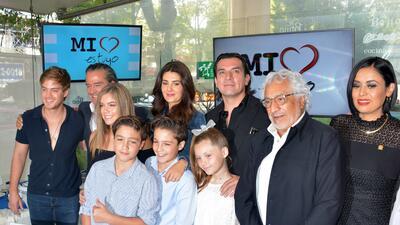 El tiempo pasa volando: así luce el elenco infantil de 'Mi corazón es tuyo'