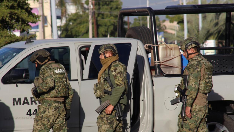 Operativo de recaptura de El Chapo