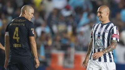 Ariel Nahuelpán volverá a enfrentar a su ex equipo de la UNAM