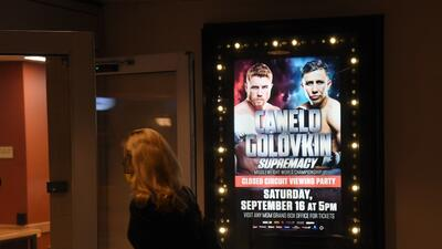 Canelo y Golovkin... la invasión a Las Vegas