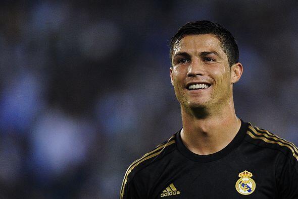 Y Cristiano Ronaldo esta vez cambió los goles por asistencias, todo en f...