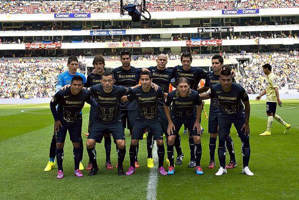 Febrero de 2011, sobre Pumas: ''Jamás dirigiría a Pumas, y soy universit...