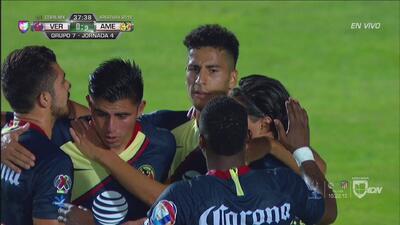 ¡Pena máxima a favor de las Águilas que Domínguez no perdonó!