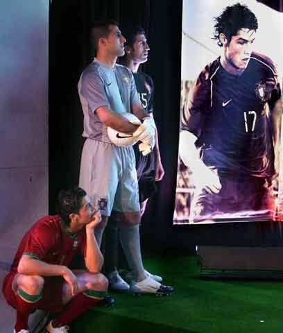 Icono fuera de los camposAdemás de su valor como futbolista Cristiano Ro...