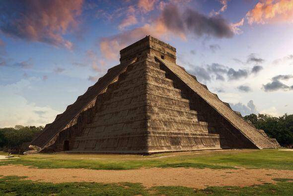 Uno de los lugares más concurridos ese día es la Pirámide de Kukulkan o...