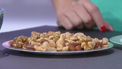 ¿Qué comida saludable podemos ofrecer a nuestros invitados en casa?