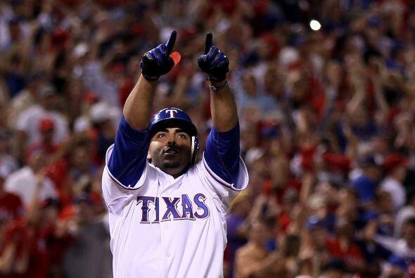 Texas no había terminado con su poderosa ofensiva, y aunque sacar...