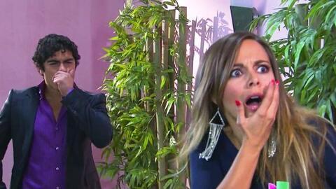 Patricia es recibida por Alma con una tremenda cachetada, ¿se la...