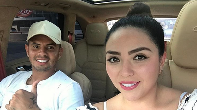 La bella esposa de Edwin Cardona le envía mensaje de amor como apoyo ante las críticas