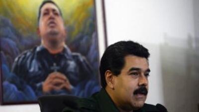 El presidente de Venezuela, lamentó que en Navidad, opositores se burlar...