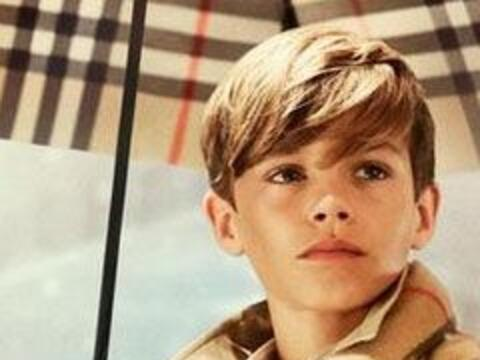 Todo parece indicar que el hijo de David y Victoria Beckham no ser&aacut...