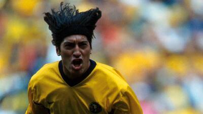 Iván Zamorano, a 18 años de su espectacular debut con América