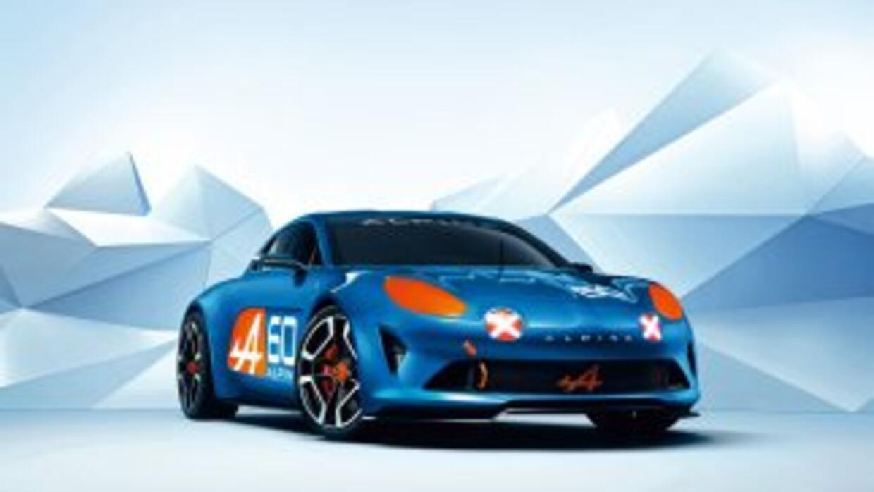 Renault Alpine Celebration