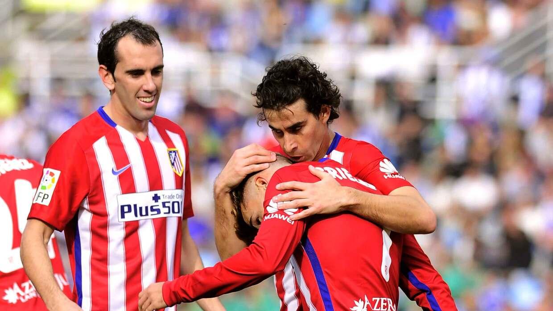 Atlético vence en casa de la Real Sociedad
