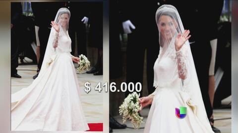 Te mostramos los vestidos de novias más caros del mundo