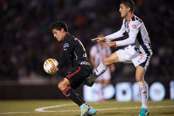 El penalti errado por Humberto Suazo enfrió el ímpetu de los regiomontan...