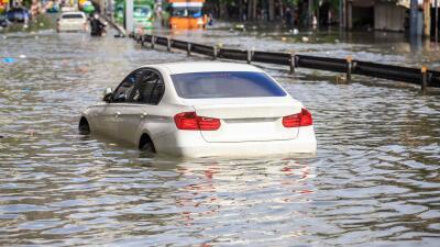 Temporada de inundaciones