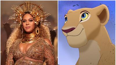 La película animada de Disney 'The Lion King' se estrenó en 1994.