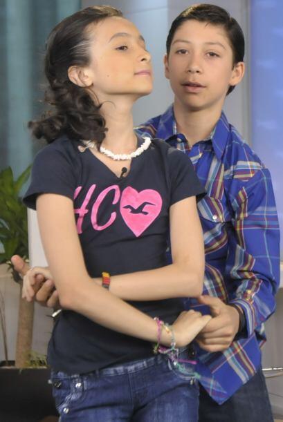 La pareja seguirá demostrando su gran talento para el baile en la pista...