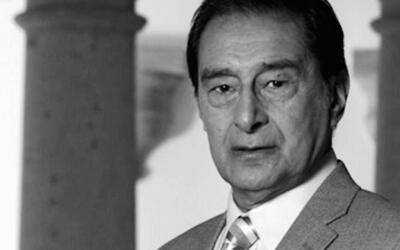 Muere el actor mexicano Antonio Medellin