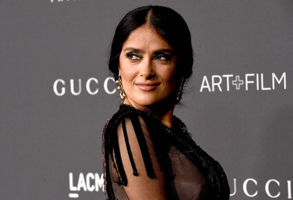 Salma Hayek denuncia el acoso sexual de Harvey Weinstein en una columna...